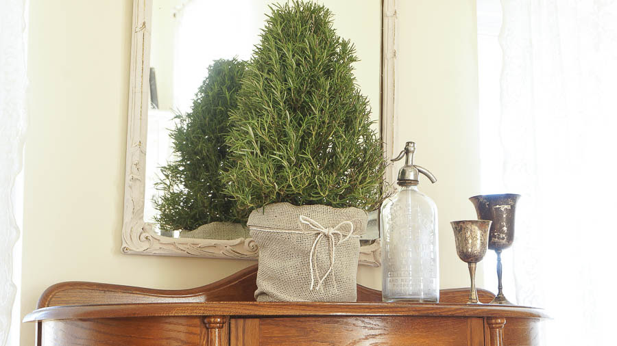 White Lace Cottage Christmas Home Tour-54