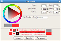 Pantallazo-Escoger Color-JDK