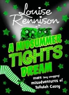 A Midsummer Tights Dream (Misadventures of Tallulah Casey, #2)