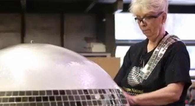 The Last Disco Ball Maker In The United States