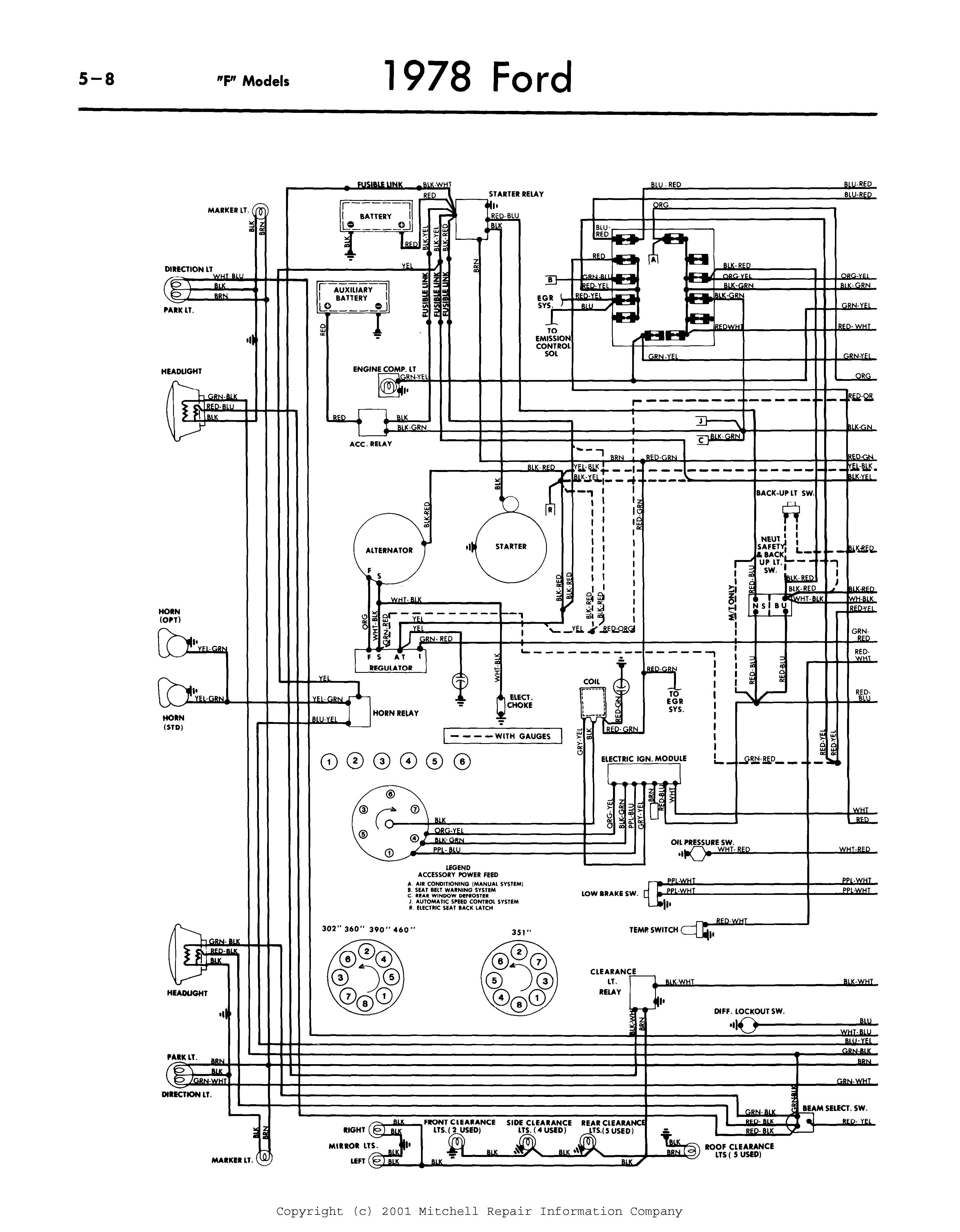 78 Ford Ignition Switch Wiring Diagram Wiring Diagram Correction Correction Cfcarsnoleggio It