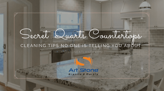 Secrets on how to clean Quartz Countertops - No One is Telling You About