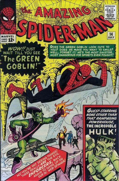 Amazing Spider-Man 014