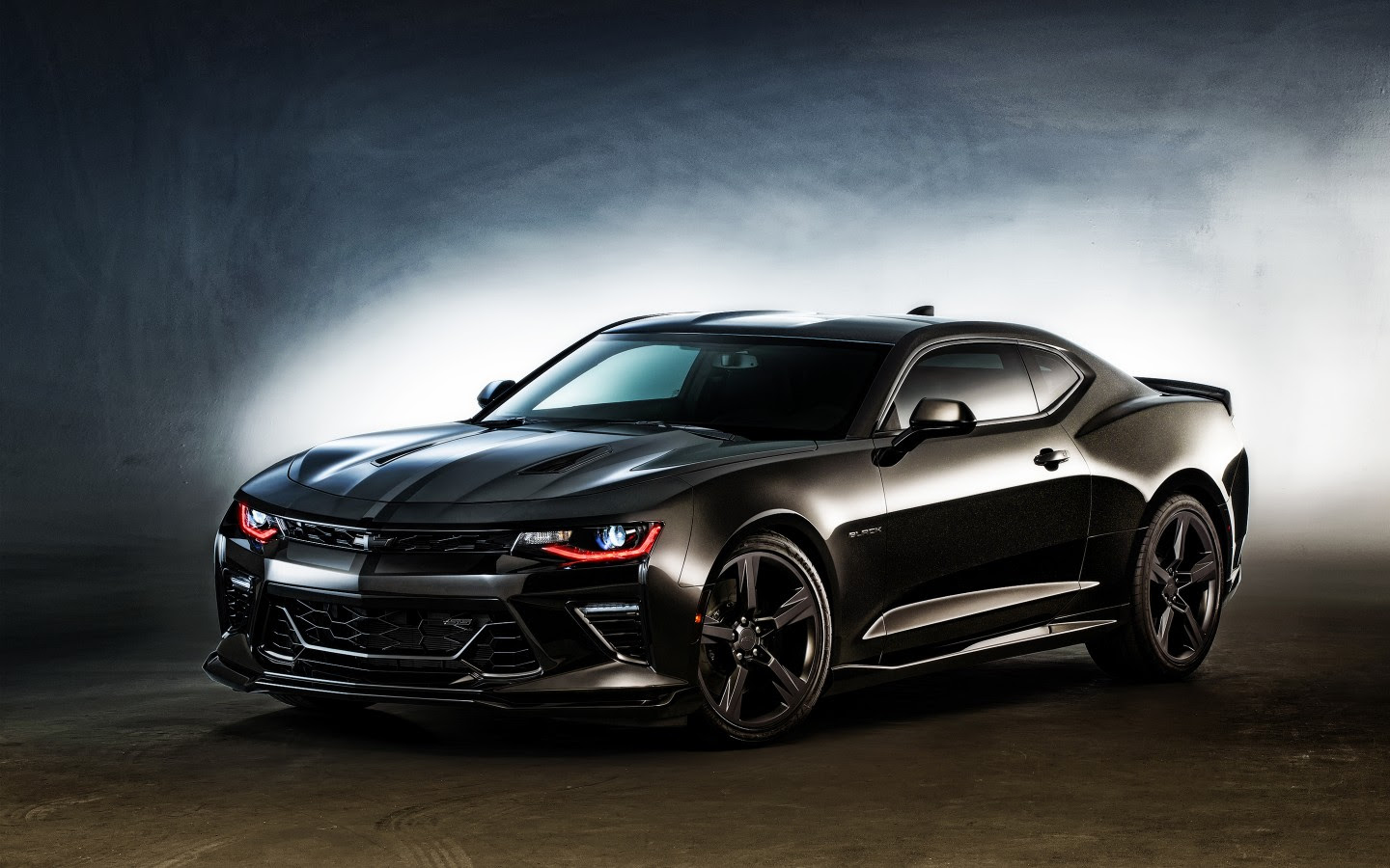 2016 Chevrolet Camaro Black Wallpaper  HD Car Wallpapers ID 5934