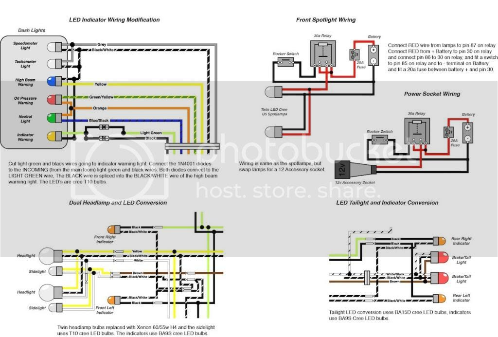 19 Awesome Gs500 Wiring Diagram