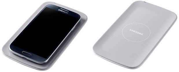 EDIT Samsung Galaxy S 4 wireless charger