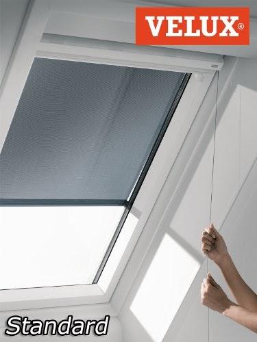 velux dachfenster original velux standard schnurzug markise mal m00 5060 dekor uni schwarz f r. Black Bedroom Furniture Sets. Home Design Ideas