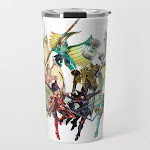 Legend of Dragoon Dragoons Travel Mug by Caindoglover - 20 oz