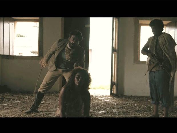 Teaser de Cumbe, de pouco mais de um minuto, mostra a tônica épica do filme paraibano  (Foto: Reprodução/Youtube/CUMBE: Justiça, Honra e Liberdade)