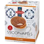 Daelmans Stroopwafels, Caramel - 8 waffles, 10.94 oz