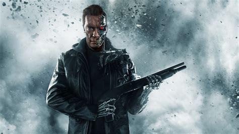 Arnold Schwarzenegger Terminator Wallpapers   HD