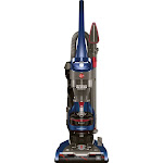 Hoover - WindTunnel 2 Whole House Rewind Upright Vacuum - Blue