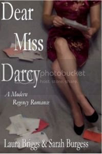 Dear Miss Darcy Cover