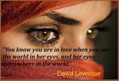 Romantic Quotes Brown Eyes