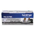 Brother TN-227BK Toner Cartridge Black 3,000 Page Yield