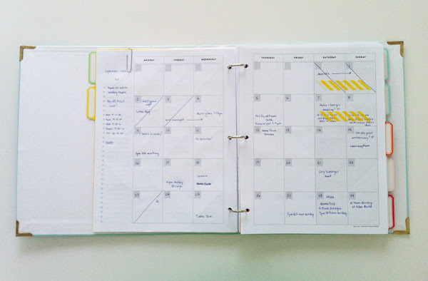 How I use my Simplified Planner - Em for Marvelous -