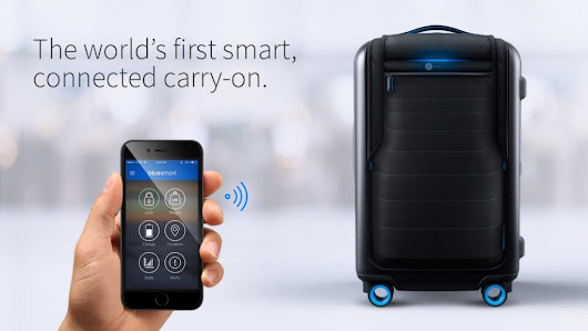 Bluesmart One – Smart Luggage | Like Want Have