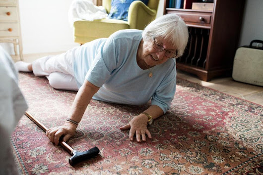 9 Strategies to Help People With Dementia Avoid Falls