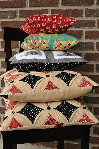 Stack o' pillows