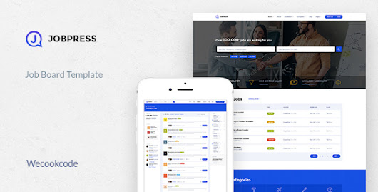 JobPress - Jobs Directory & Listing Template - Theme88.Com – Free Premium Nulled Cracked Themes & Plugins & PHP Scripts and More
