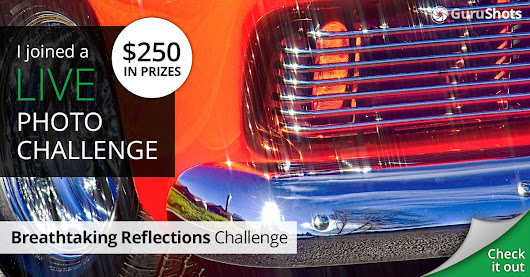 Breathtaking Reflections Photo Challenge