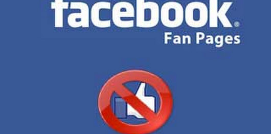 Supprimer une page Facebook (Fan Page Facebook)