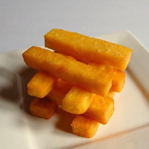 polenta chips© by haalo