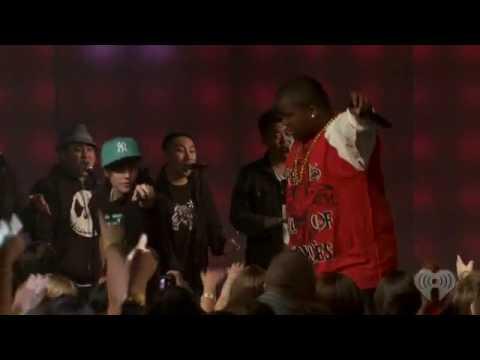 justin bieber eenie meenie sean kingston. Justin Bieber Eenie Meenie feat. Sean Kingston [ LEGACI ] (live) at z100.flv
