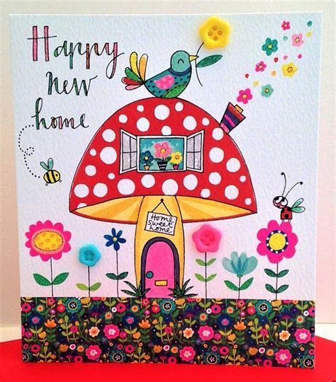 Buy new home cards online Collection   Karenza Paperie