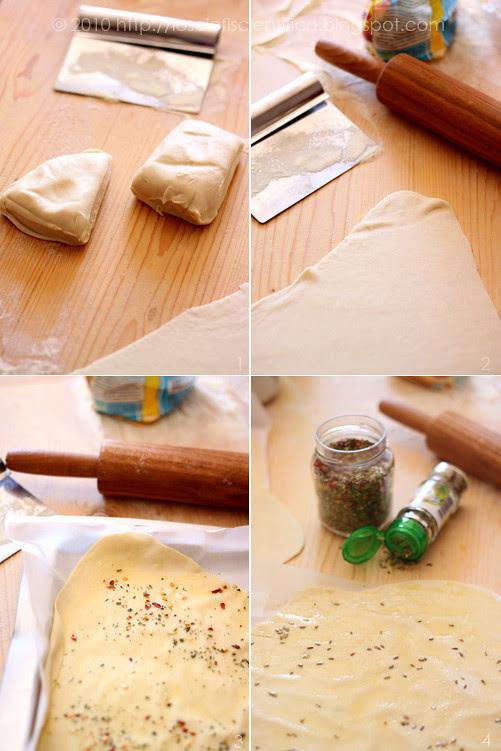 Making Schiacciatine