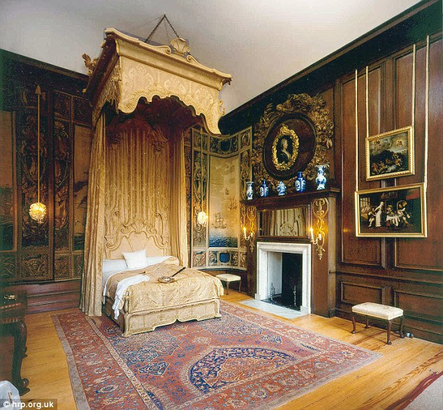 Tales of the Royal Bedchamber: BBC4 documentary with historian ...