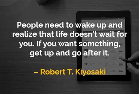 kata kata motivasi robert  kiyosaki  perlu bangun