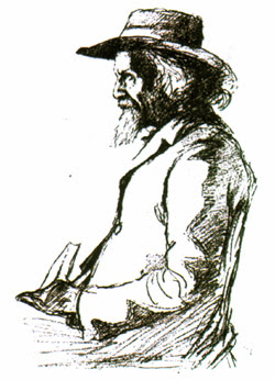 Sketch of John Yancey