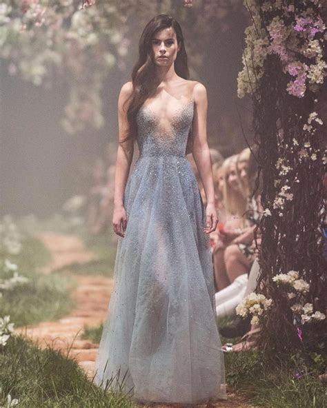 New Disney Wedding Dresses By Paolo Sebastian   Clip to