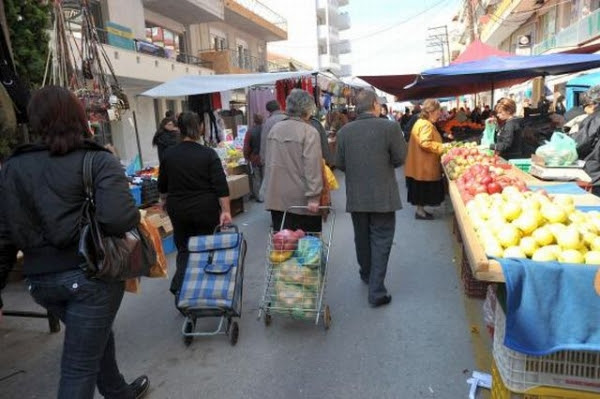 Αποκτούν «σάρκα και οστά» οι λαϊκές αγορές σε Καναλάκι και Πάργα