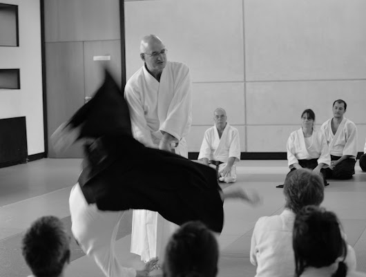 October 2018 Aikido Update - Ki Federation of Great Britain