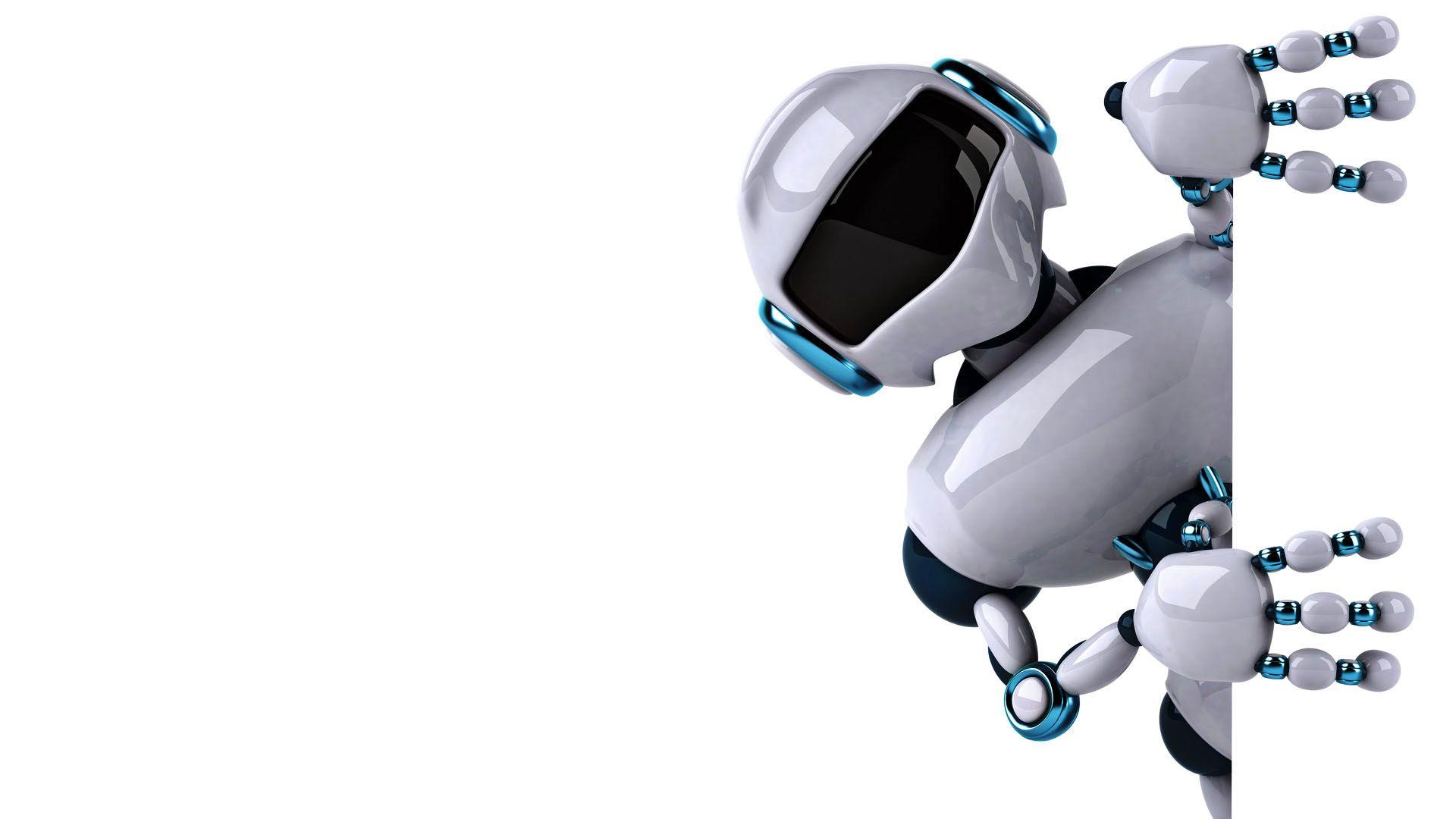 Unduh 560 Koleksi Wallpaper Robot Gratis