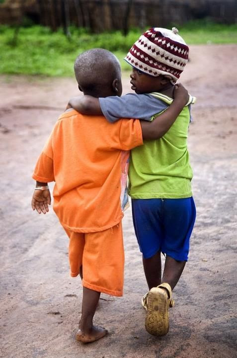 Brotherhood... precious children