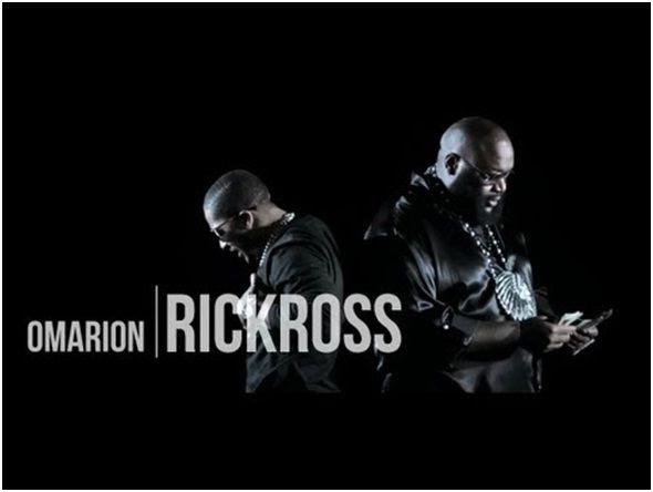 rick-ross-omarion-lets-talk, Omarion, Rick Ross