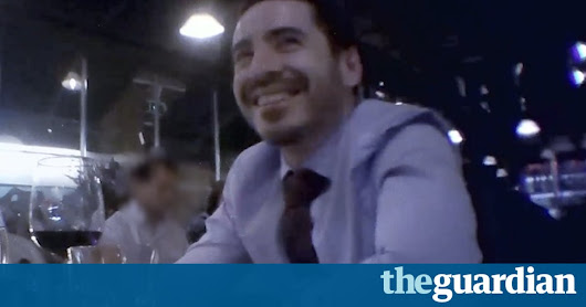 Israeli diplomat caught on camera plotting to 'take down' UK MPs | World news | The Guardian