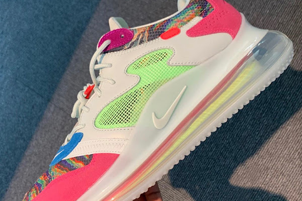 new style 42f9c e059a Odell Beckham Jr. Reveals His Upcoming Nike Air Max 720 Collaboration