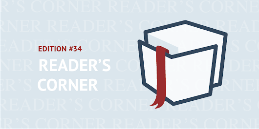 Reader's Corner No. 34: Google's Visit and Click Data, Dead Butterfly Drawings, Culture and Typography, and Gil v. Winn Dixie Stores Inc. Accessibiilty Case