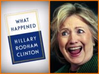 "Hillary Clinton with memoir about 2016 election loss to Donald Trump, ""What Happened"""