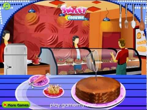วีดีโอการเล่นเกม Chocolate Cheesecake ทำช็อคโกแลต ชีสเค้ก