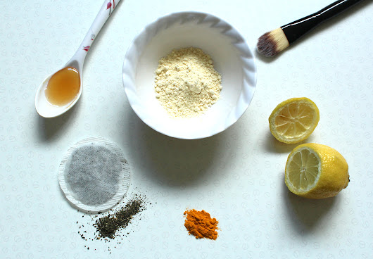 Beauty Talk | DIY face mask for Glowing Skin