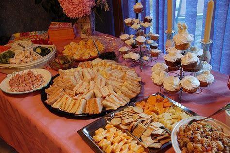 Easy Finger Foods for Bridal Shower Ideas and Finger Food