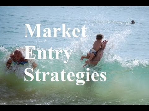 Global Market Entry Strategies Explained