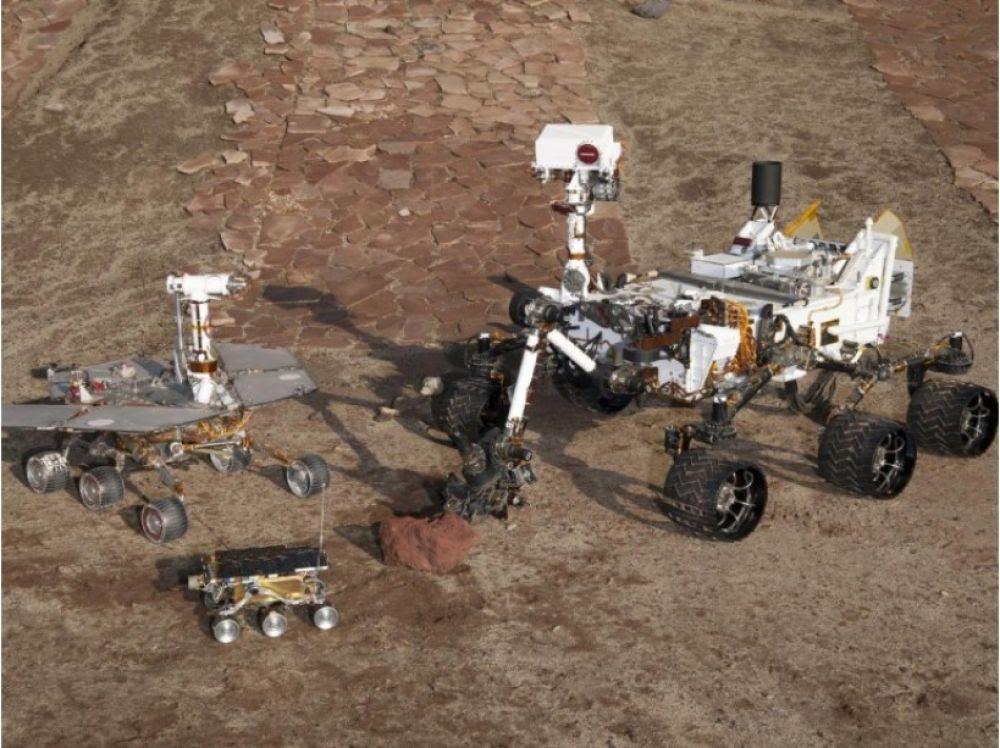 """Résultat de recherche d'images pour """"Curiosity, Opportunity et Spirit"""""""