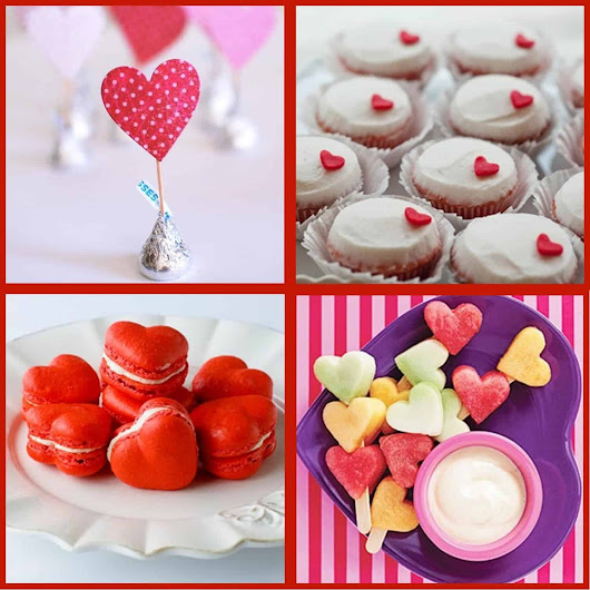 Valentine's Day: Valentine's Day Food Ideas