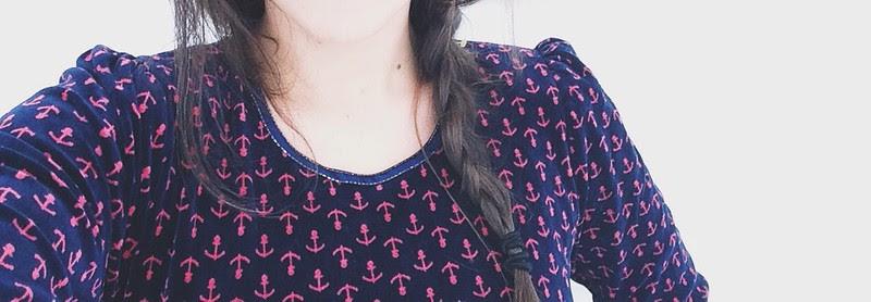 WEARING • Velvet Anchors.